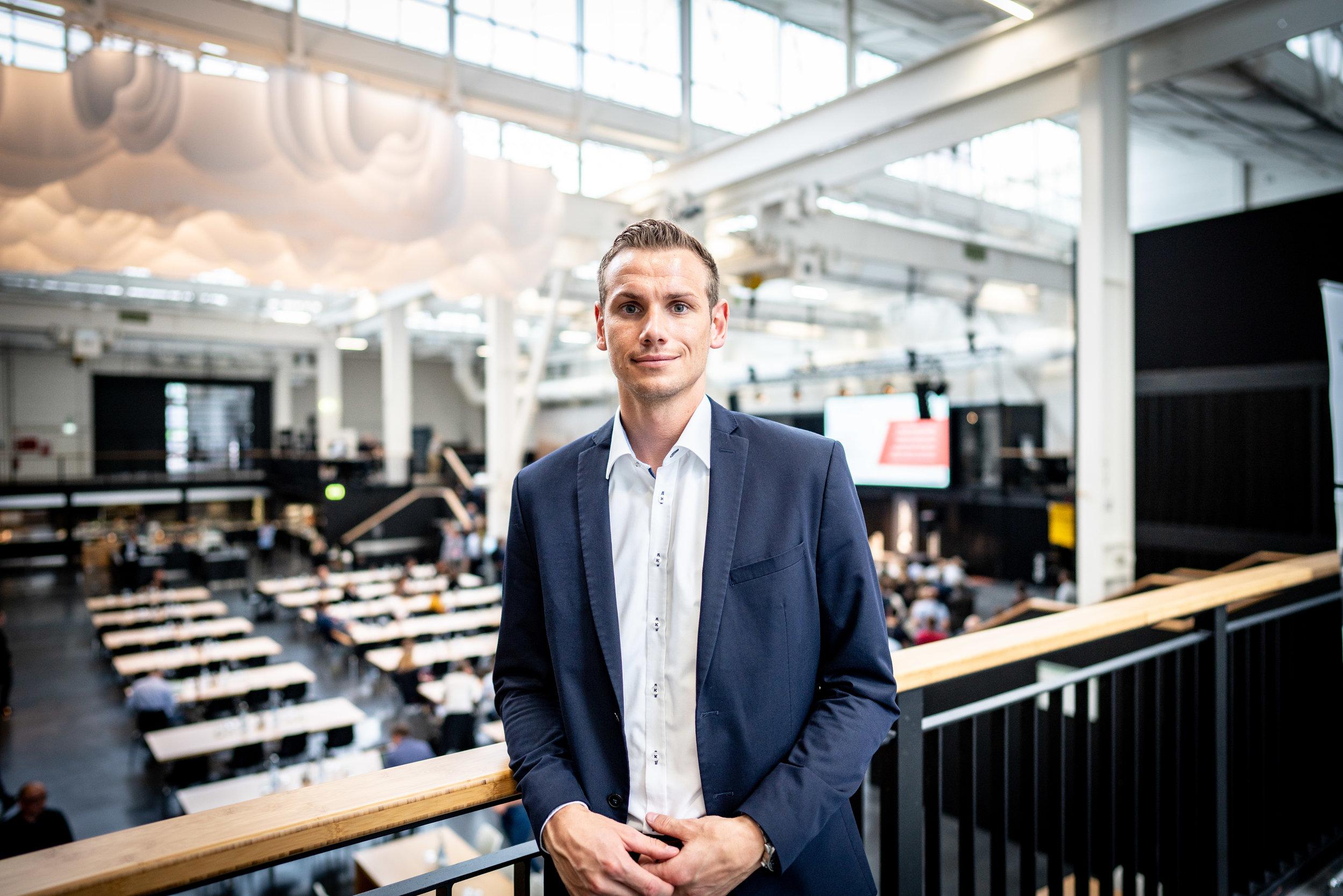 "Sascha Tittelwitz is Project Lead ""Porsche Production 4.0"" at Porsche"