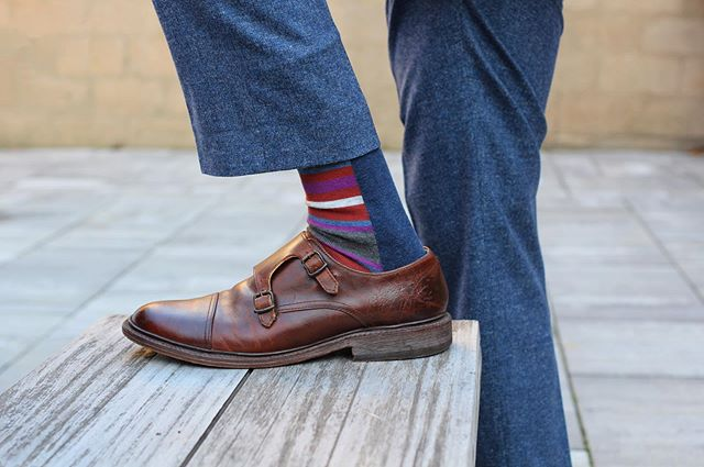 Socks for every occasion 🧦  How do you express yourself with your socks? 📸: @weatherthenorm