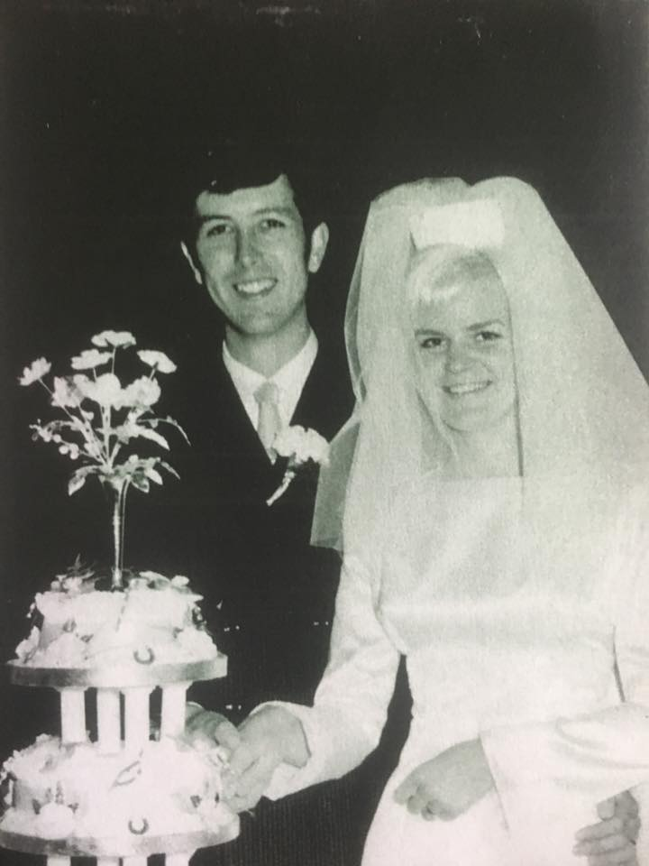 Papa John and Marlene