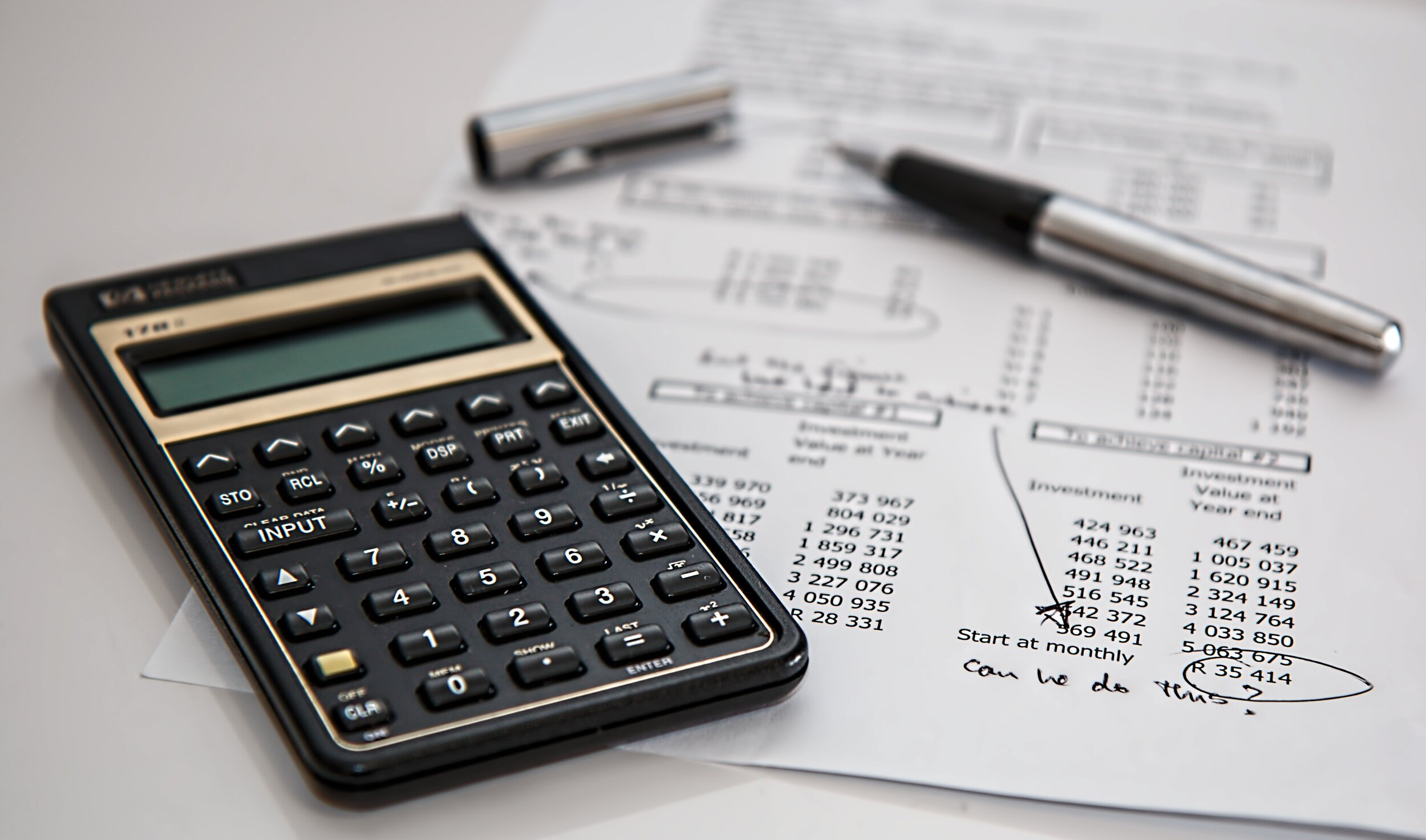- Creating a budget can help you feel more in control of your finances and let you save money for your goals. The trick is to figure out a way to track your finances that work for you. Everyone is different, with different income levels and expenses: so make decisions that you feel comfortable with.