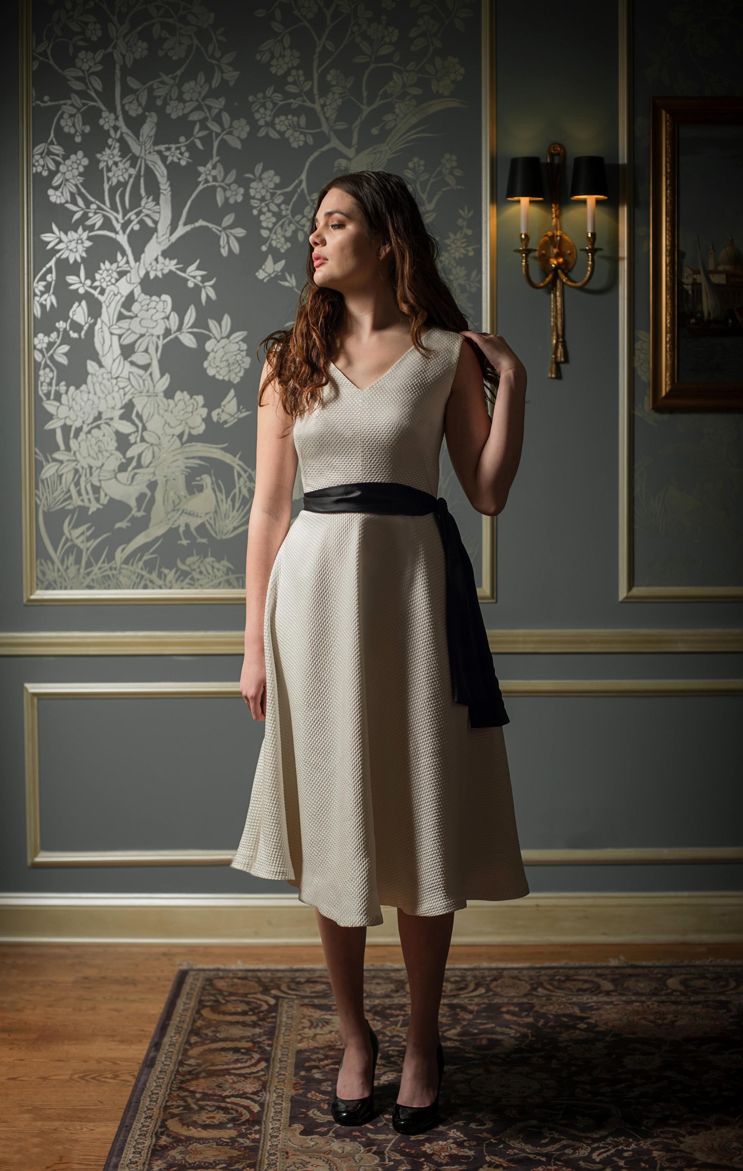 Cream pique dress.jpg
