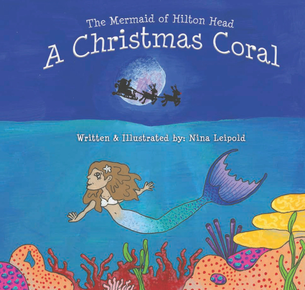 The Mermaid of Hilton Head: A Christmas Coral - Softcover book