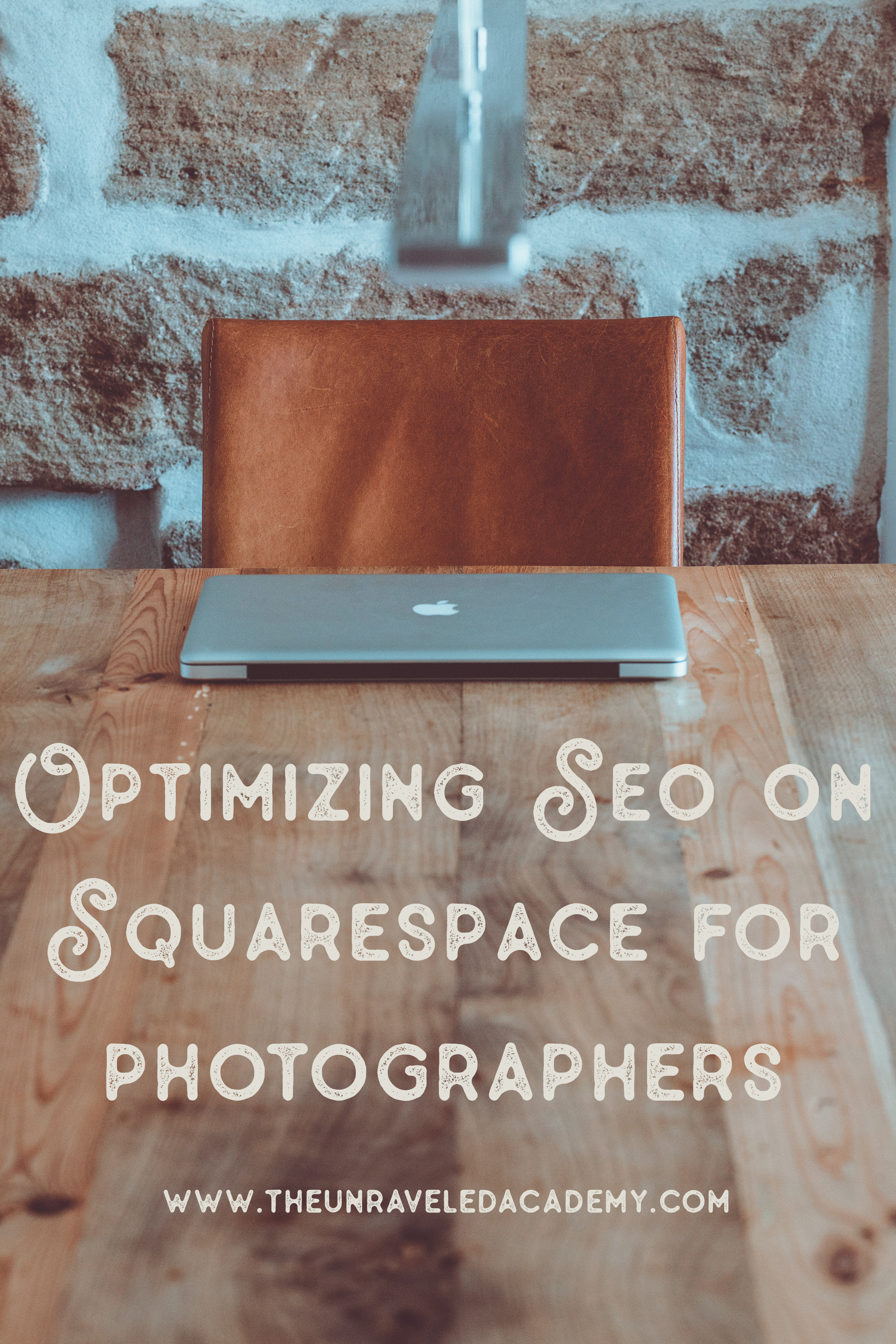 squarespace SEO for photographers