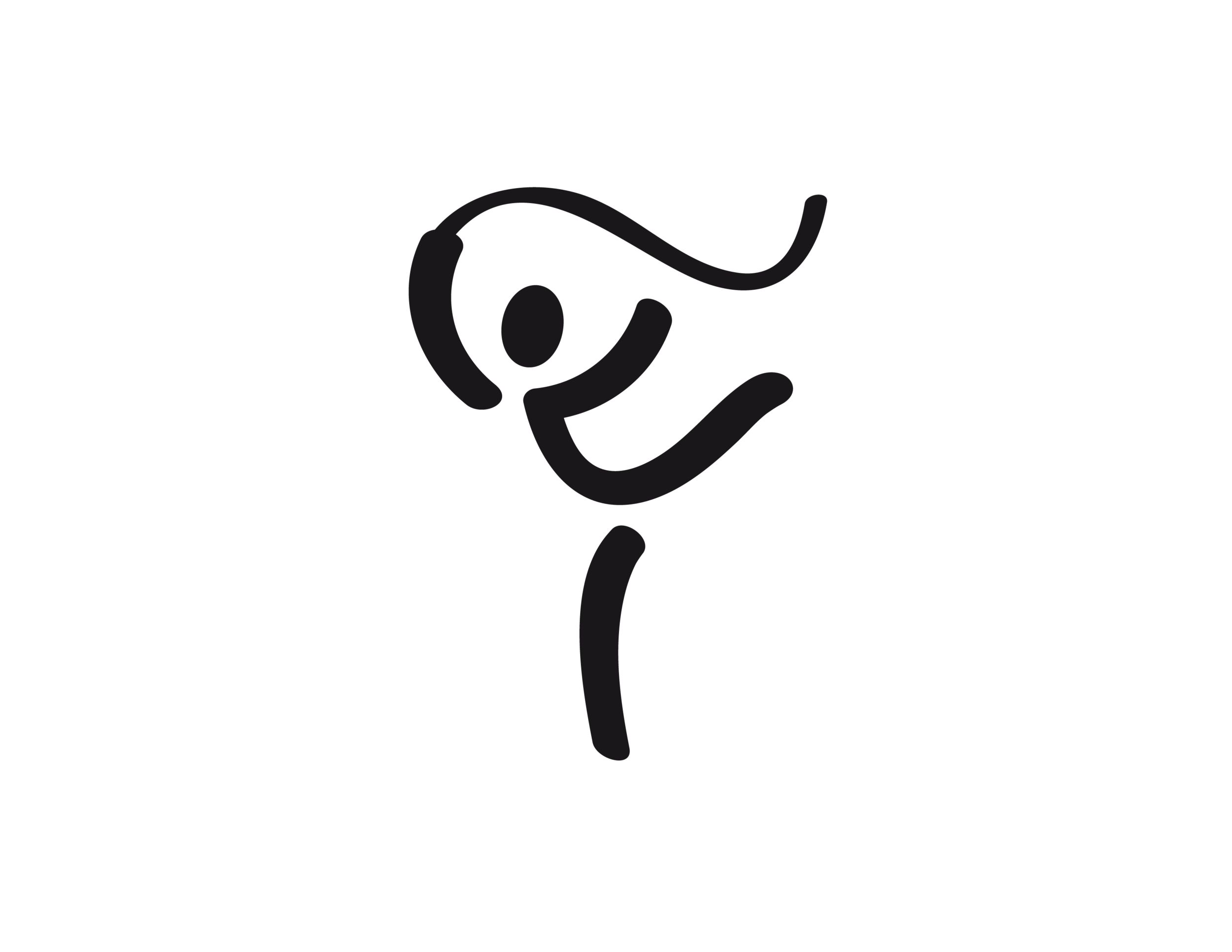 Gimnasia Rítmica - Acerca de la gimnasia rítmica: la gimnasia rítmica es un deporte que combina elementos de ballet, gimnasia y manipulación de aparatos. Los gimnastas pueden competir en eventos individuales o en grupo (4-6 atletas). El aparato de mano utilizado para el individuo y el grupo son: cuerda, aro, pelota, palos y cinta. También hay una rutina de ejercicios de piso grupal, que se realiza sin aparato.Diferencias de la Gimnasia Rítmica de Olimpiadas Especiales: El programa de Gimnasia Rítmica de Olimpiadas Especiales sigue de cerca las reglas de la FIG, en un nivel de dificultad reducido. En la FIG, solo las mujeres pueden competir en Gimnasia Rítmica. En Olimpiadas Especiales, los hombres pueden competir en los niveles inferiores. Olimpiadas Especiales también ofrece un nivel de competencia para los atletas que realizan asientos, lo cual no está incluido en la FIG.División en Olimpiadas Especiales: los atletas de todos los deportes y eventos se agrupan por edad, sexo y capacidad, dando a todos la oportunidad de ganar. En Olimpiadas Especiales no hay récords mundiales porque cada atleta, ya sea en la división más rápida o más lenta, se valora y reconoce por igual. En cada división, todos los atletas reciben un premio, desde medallas de oro, plata y bronce, hasta cintas de cuarto a octavo lugar. Esta idea de agrupaciones de igual capacidad es la base de la competencia en Olimpiadas Especiales y se puede presenciar en cualquier evento, ya sea atletismo, deportes acuáticos, tenis de mesa, fútbol, squí o gimnasia. Todos los atletas tienen las mismas oportunidades de participar, actuar y ser reconocidos por sus mejores compañeros de equipo, familiares, amigos y fanáticos.
