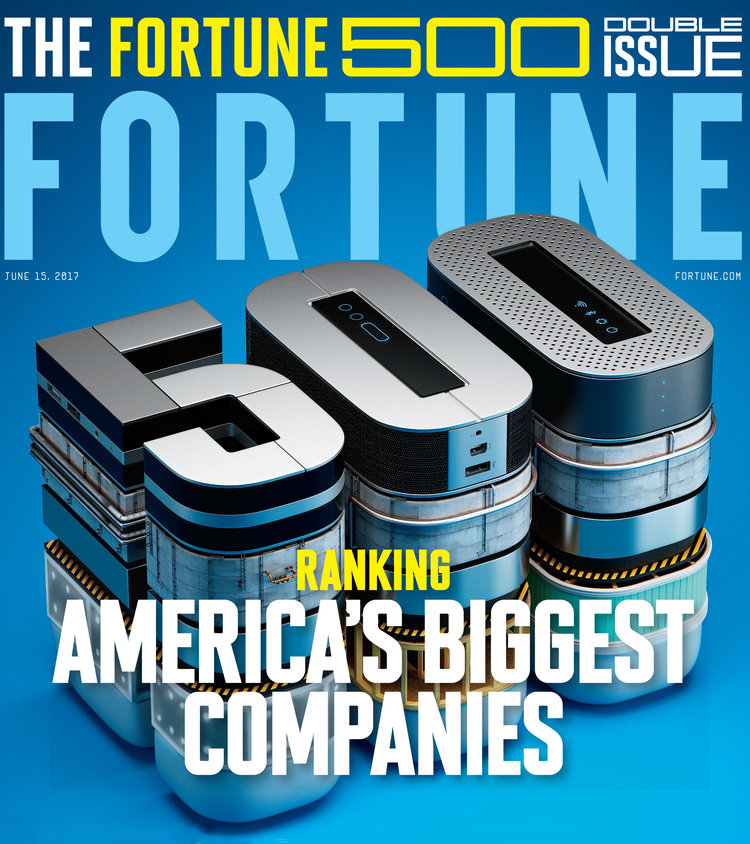 Time Inc: Fortune 500 -