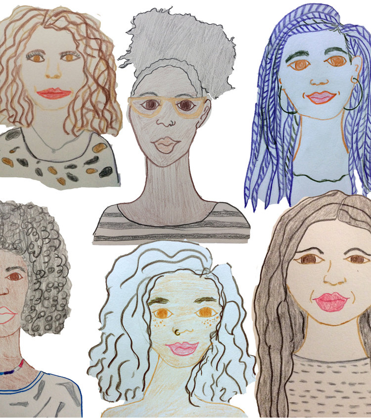 The 100 Black Females Project -
