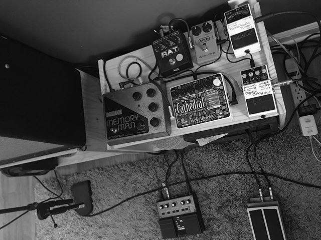 Recording #guitar