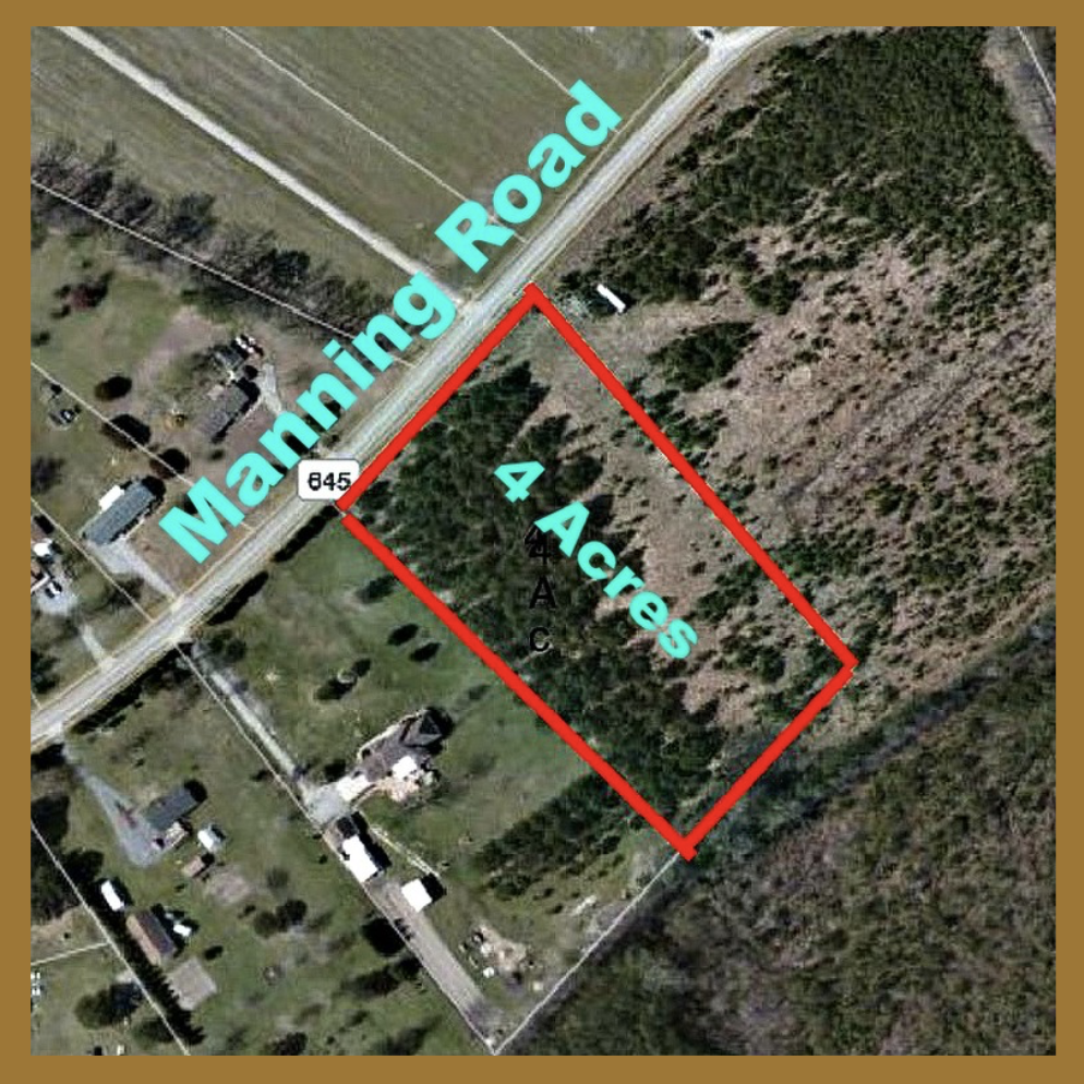 4 Acres Manning Rd -