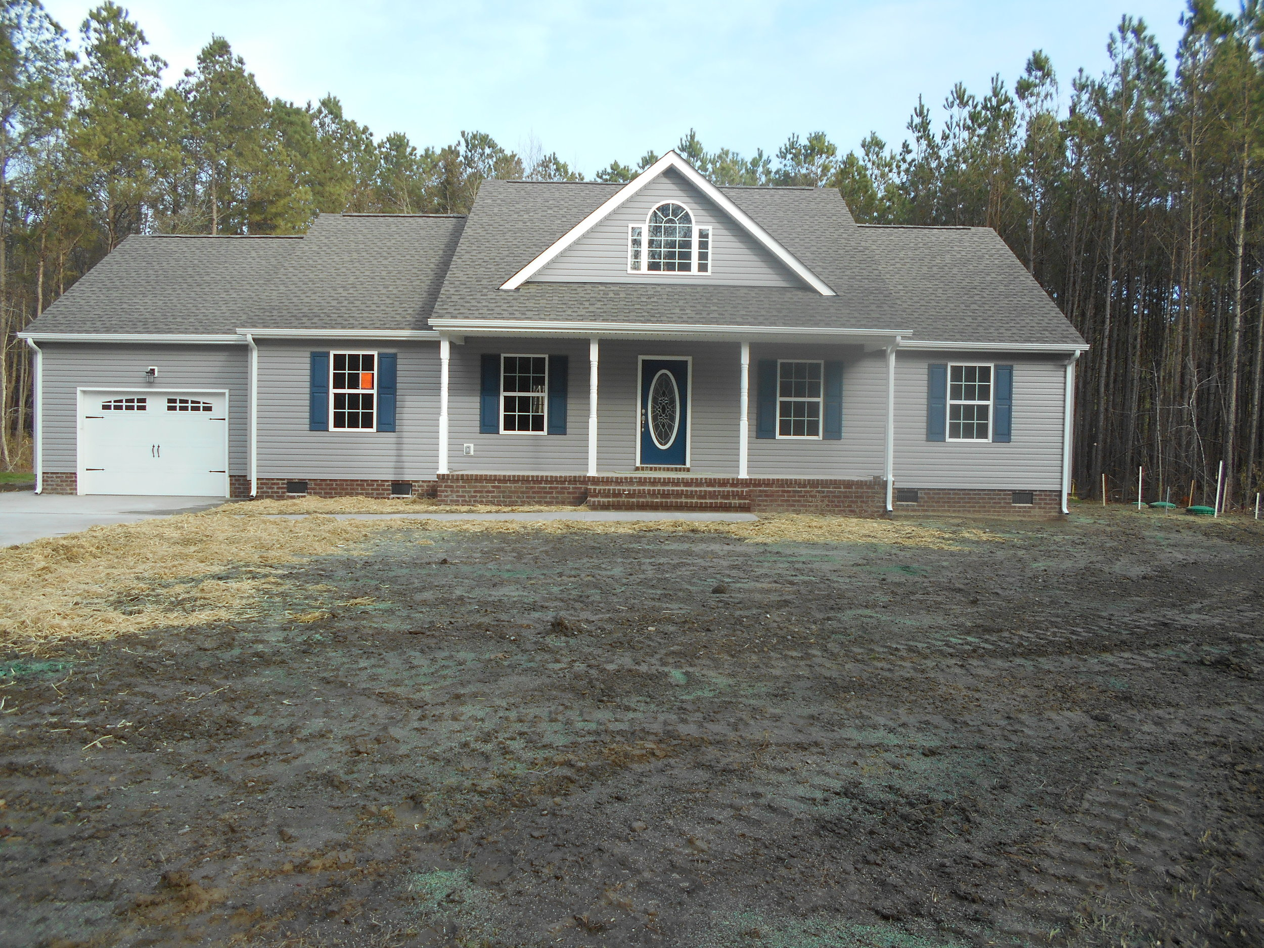 1832 AIRPORT RD. - NEW CONSTRUCTION ON OVER AN ACRE