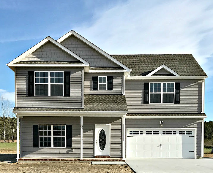 4054 VICKSBURG RD - NEW CONSTRUCTION ON 19 ACRES