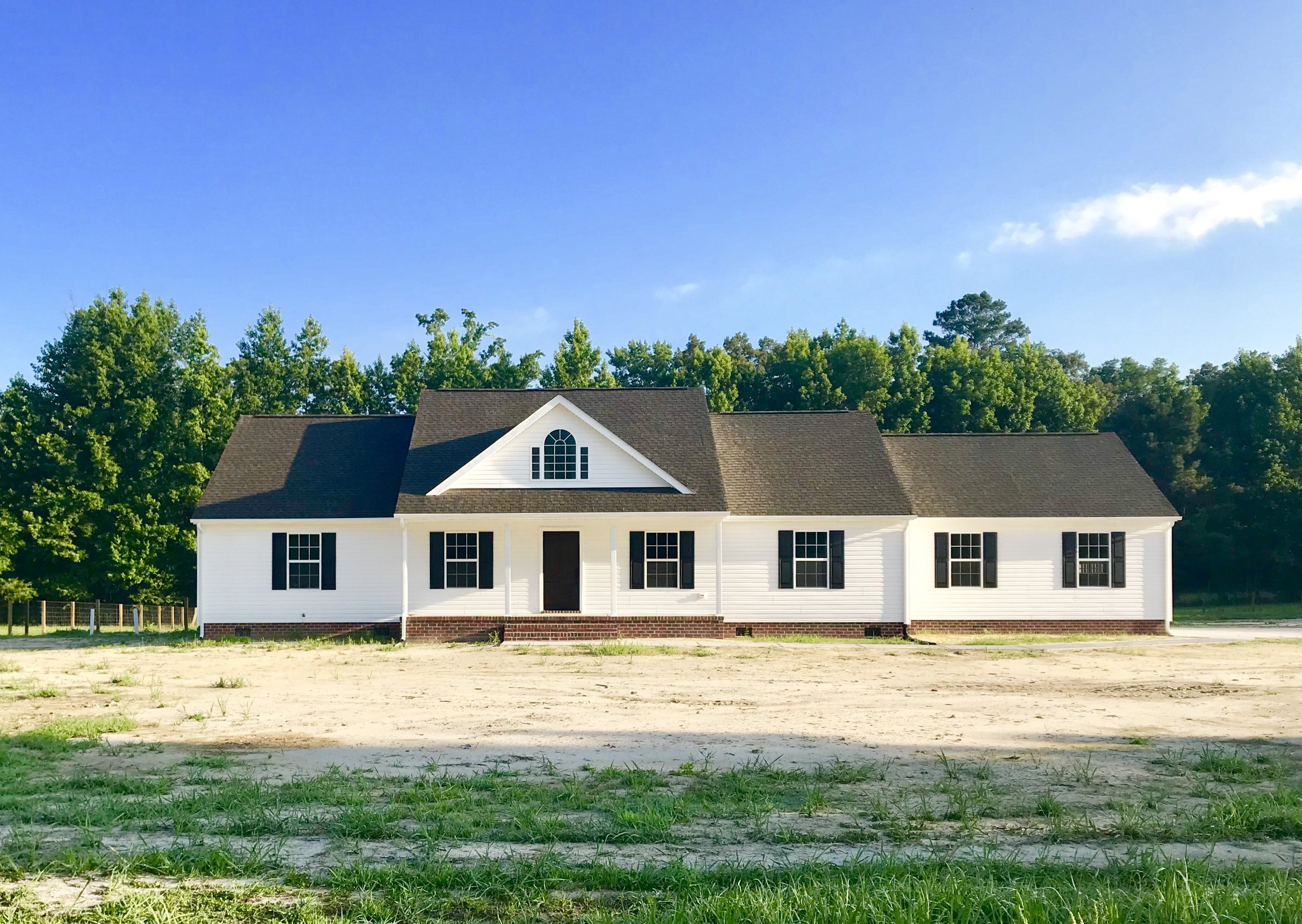 5395 OLD MYRLTE ROAD - NEW CONSTRUCTION ON 2.66 ACRES