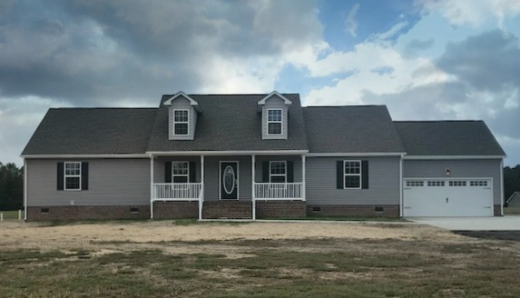 1945 CHERRY GROVE RD - NEW CONSTRUCTION ON 15 ACRES