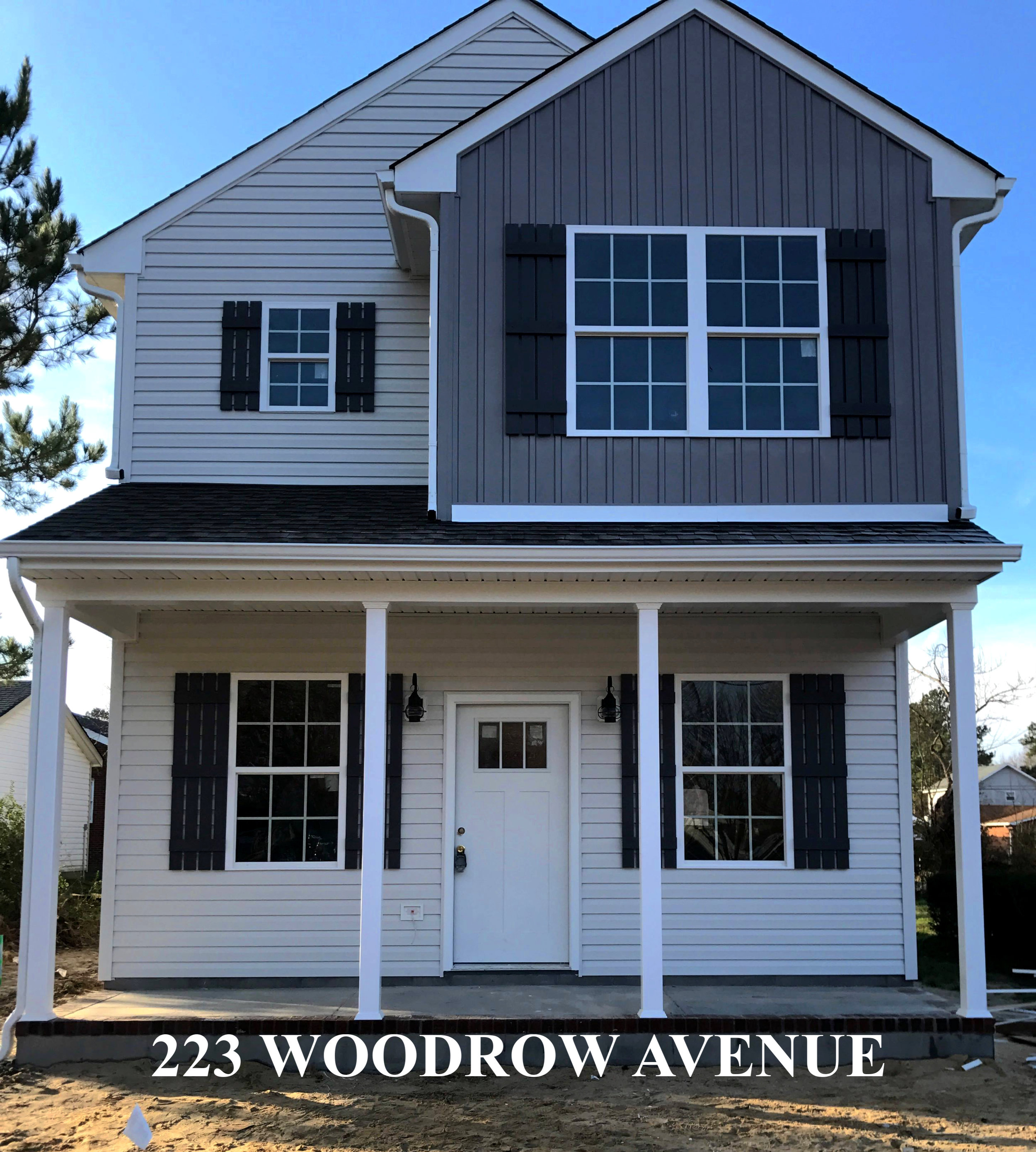 223 WOODROW AVENUE  - NEW CONSTRUCTION IN SUFFOLK