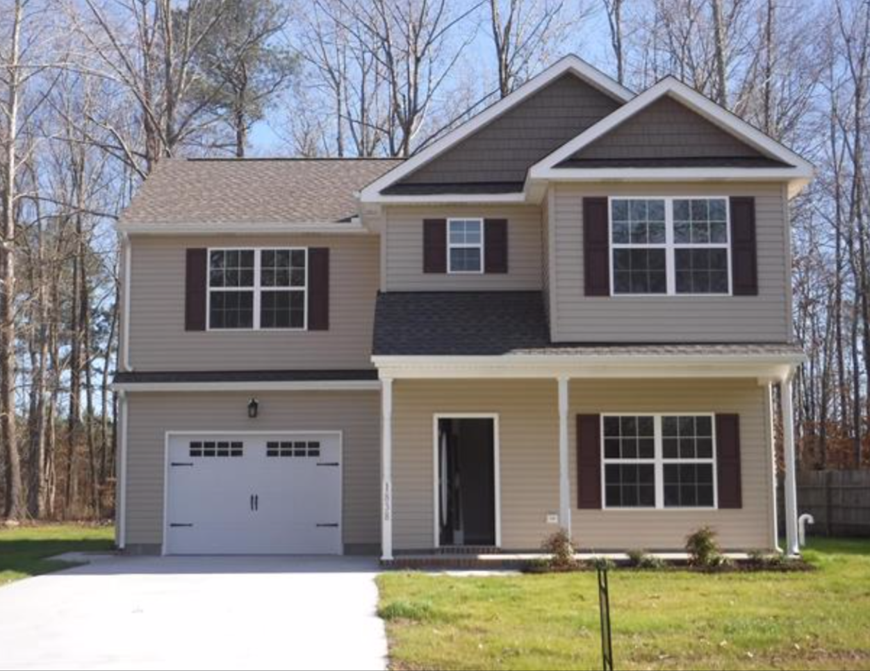 1838 MONTICELLO VIEW - NEW CONSTRUCTION IN SUFFOLK