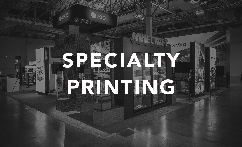 Specialty Printing – PrintWorks Seattle