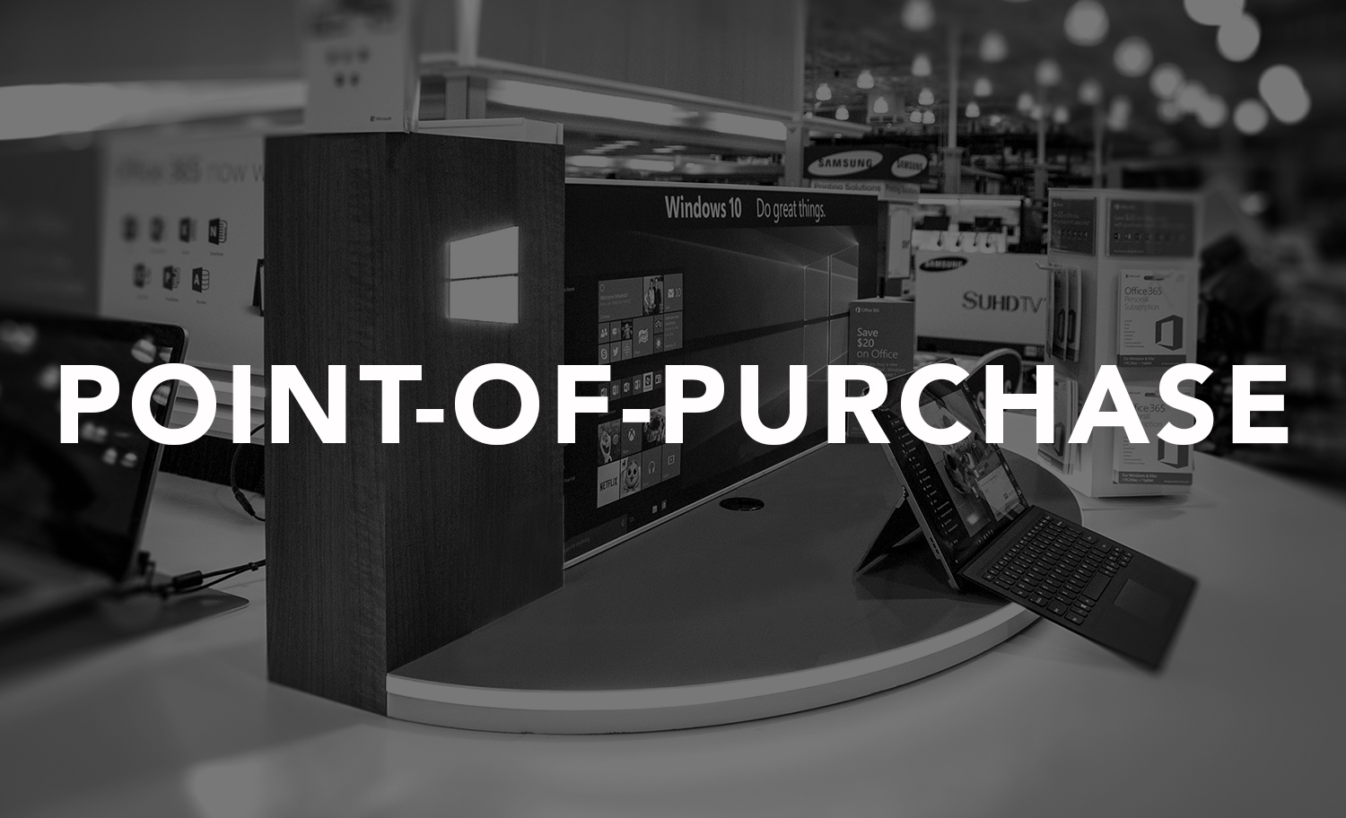 Point of Purchase – PrintWorks Seattle