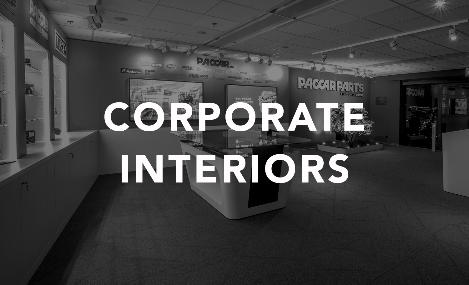 Corporate Interiors – PrintWorks Seattle