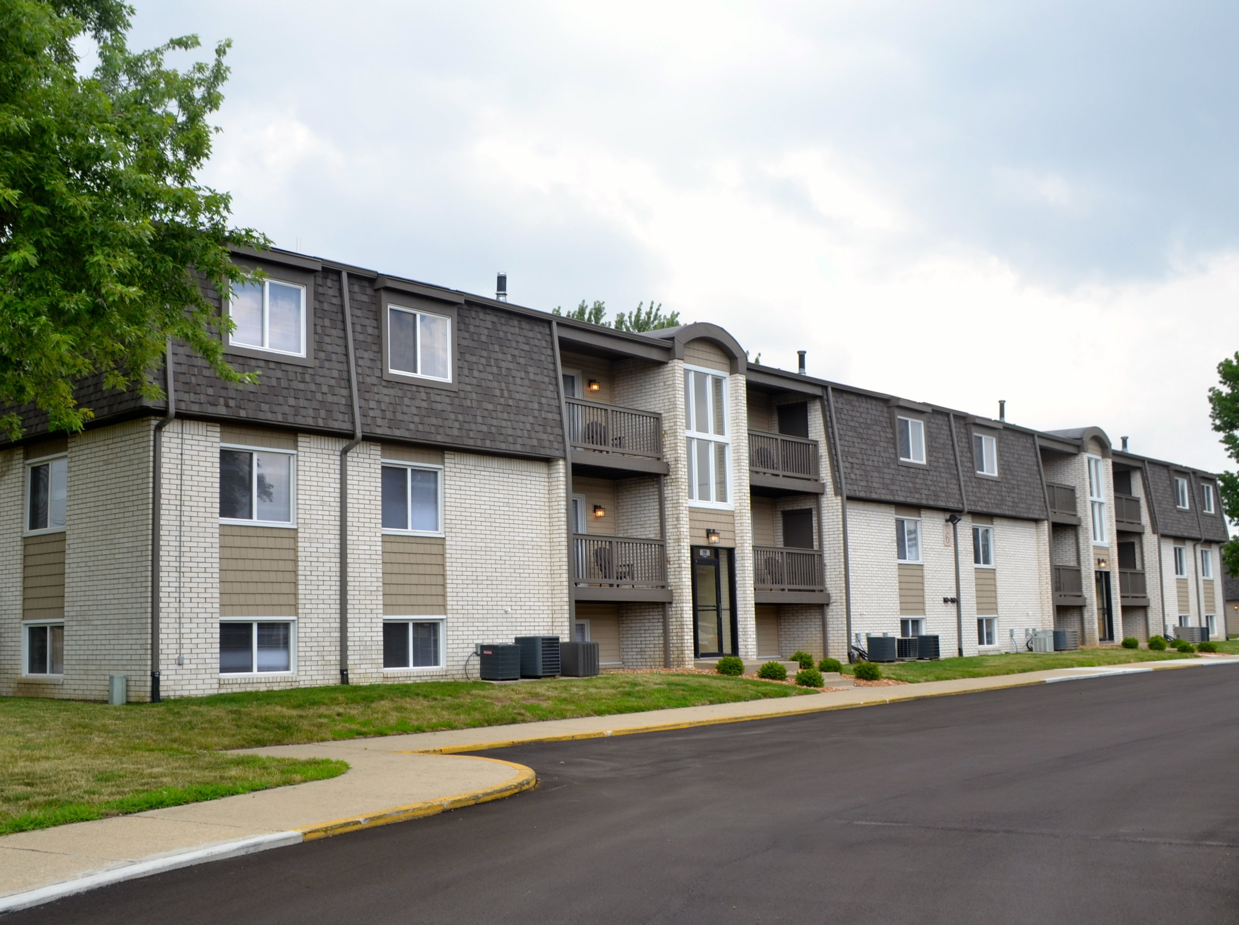 Westminster Apartments & Townhomes Exterior