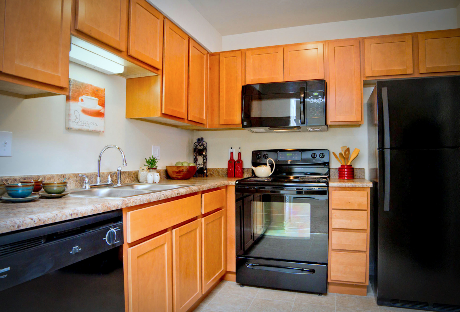 Westminster Townhomes & Apartments Amenities