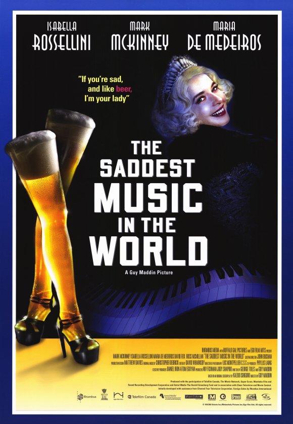 Saddest Music In The World