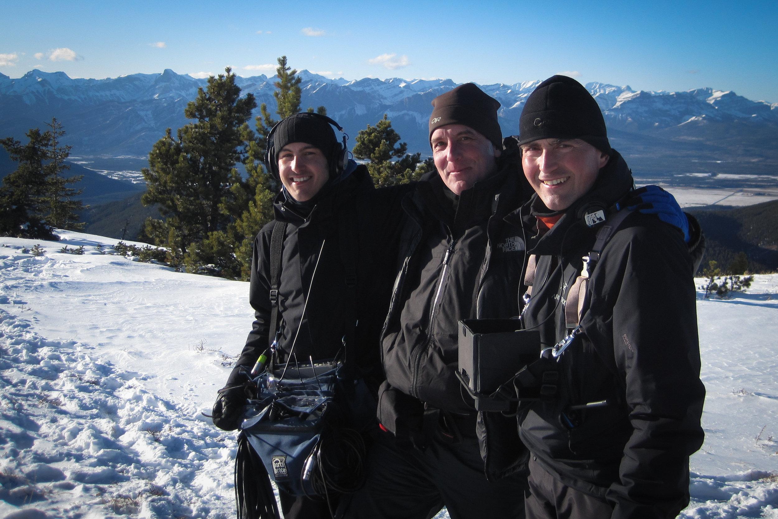 With / Avec - Eric Burke et Bryan Sanders