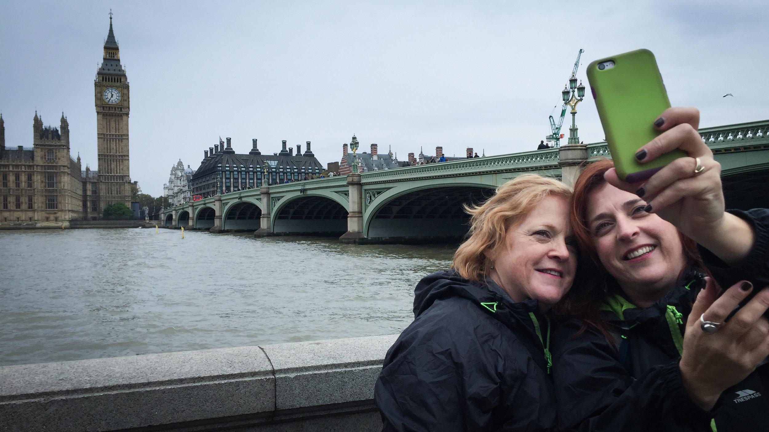 Madeleine et Micheline Arbez