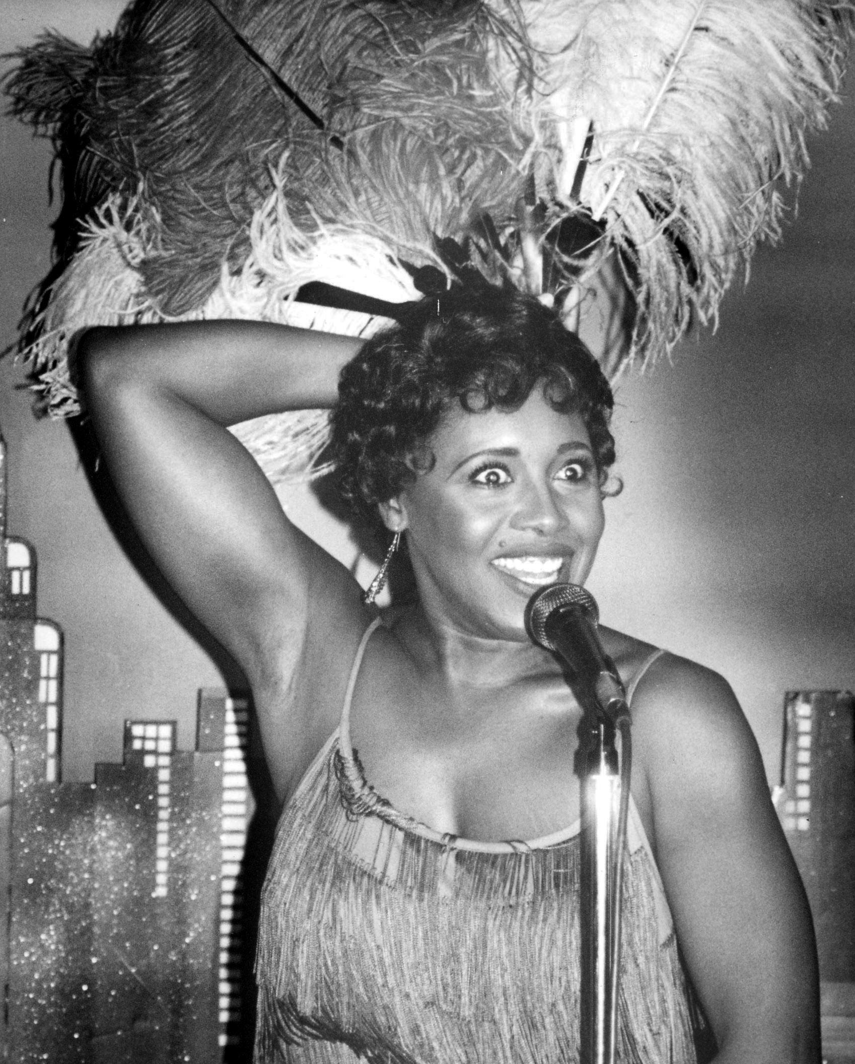 Rose Weaver as Ethel Waters