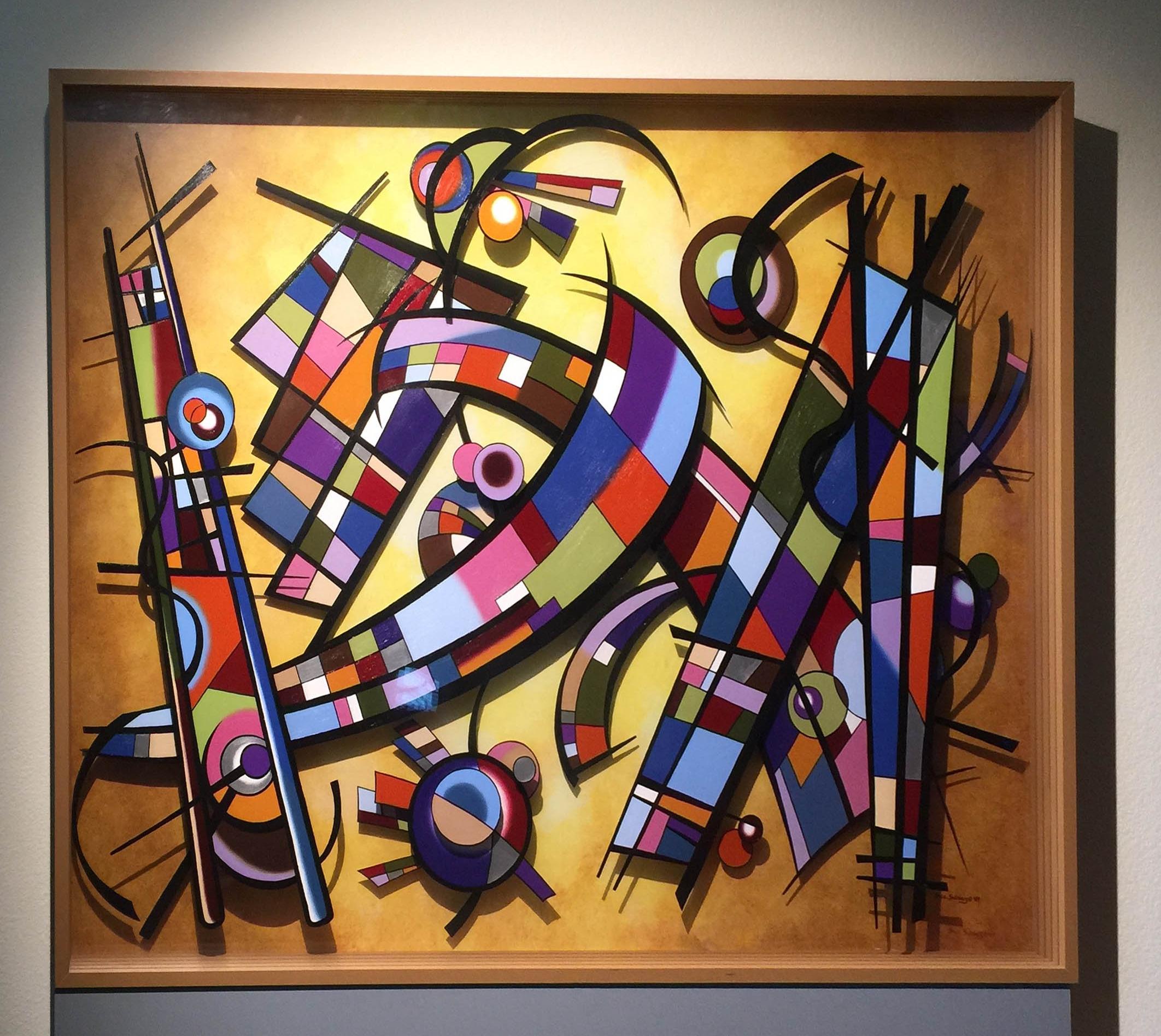 Ode to Kandinsky - 57