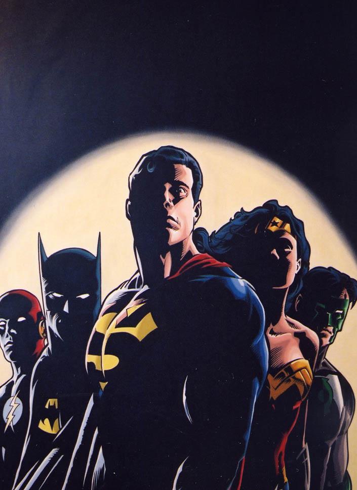 Justice League - 50