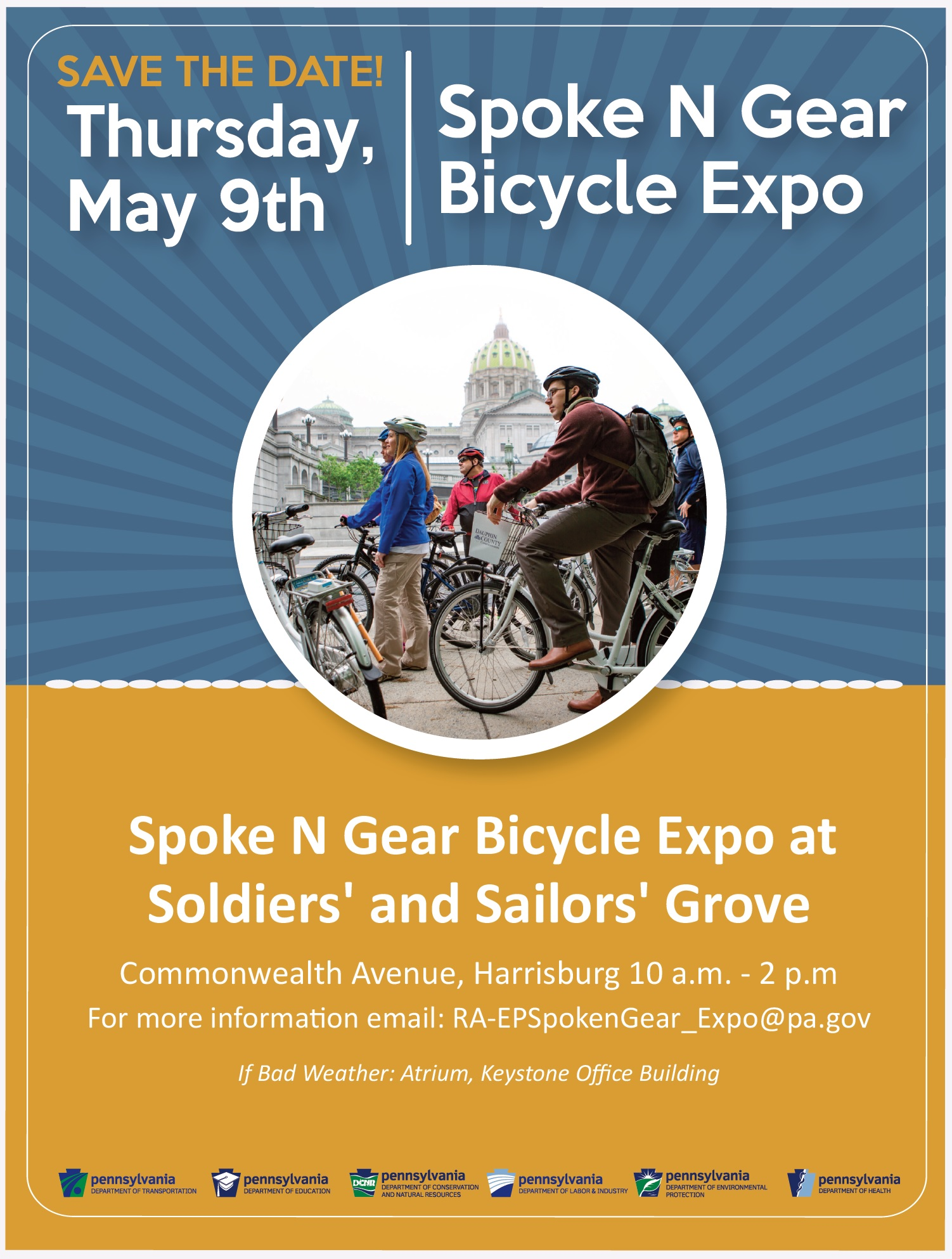 Save the Date - Spoke n Gear Expo May 9 2019.jpg