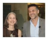 Elizabeth Suneby & Khaled Hosseini
