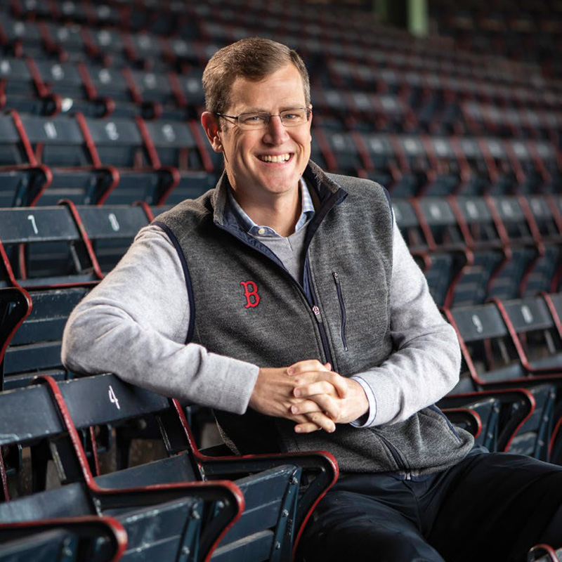 Covering the Bases: An Interview with Red Sox President and CEO Sam Kennedy