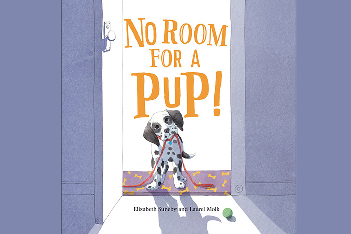 NO ROOM FOR A PUP! A modern twist on a classic folktale reminds us that there is  always  room for one more. A fun read-aloud for kids and parents, too.