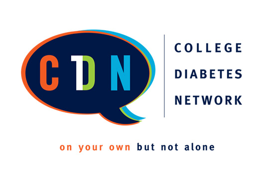 Brand strategy developed for CDN, including a tagline that captures the value this non-profit provides to young adults managing their T1D independently for the first time.