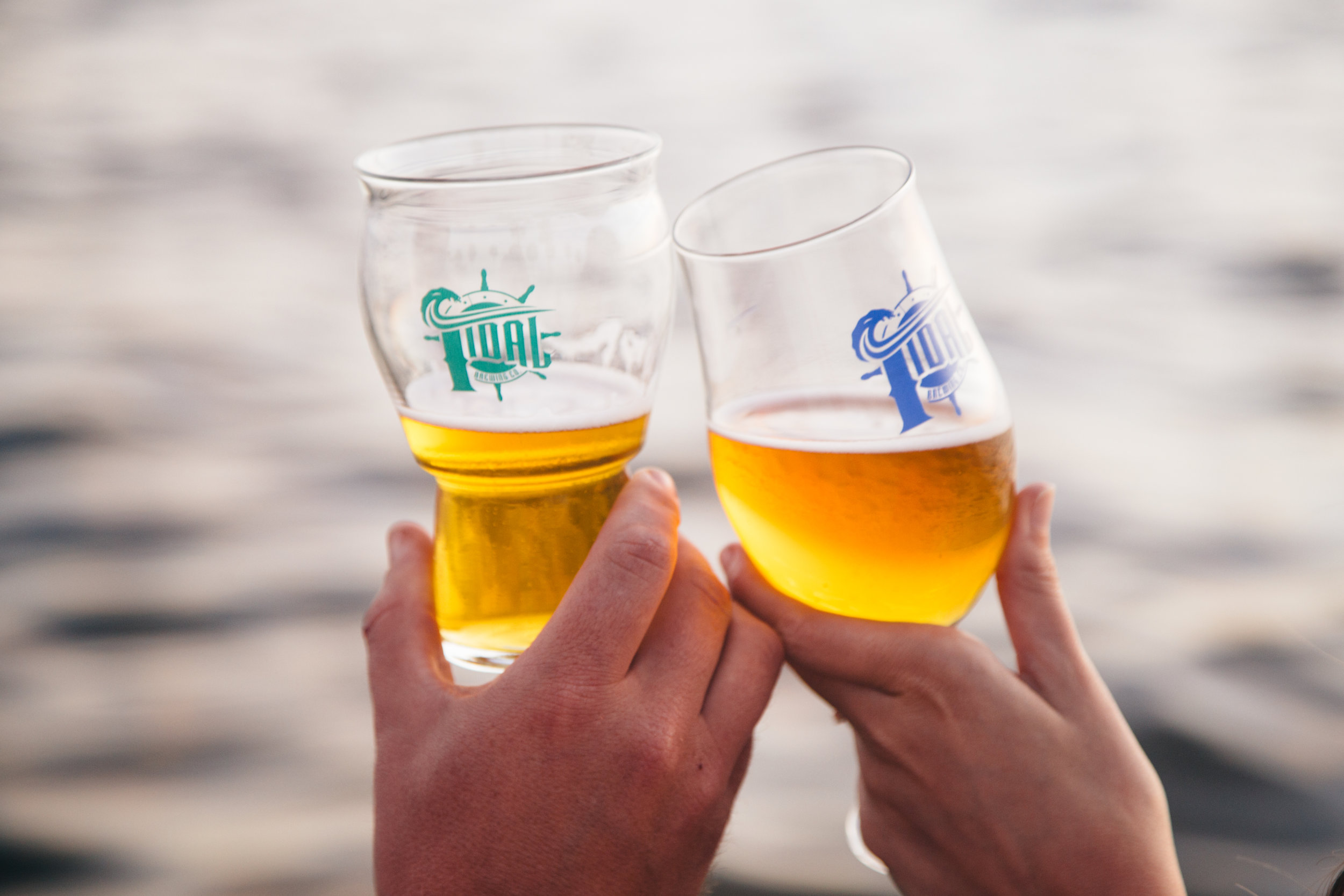 Tidal Brewing Co. is a small batch brewery dedicated to making high quality beer in a high vibe atmosphere.