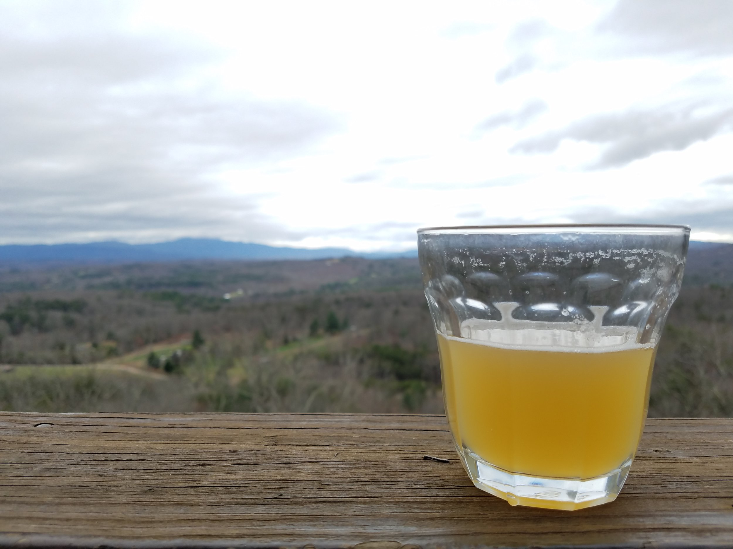 I am no photographer, but I would say this is one gorgeous shot of some grumpy old men beer.