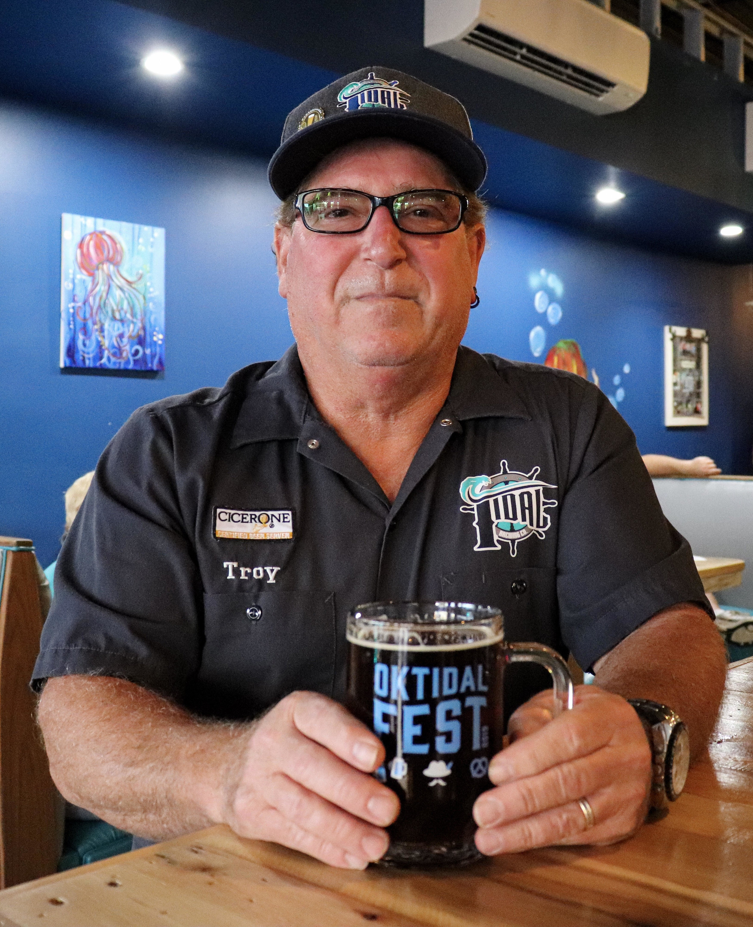 Troy Beertender Tidal