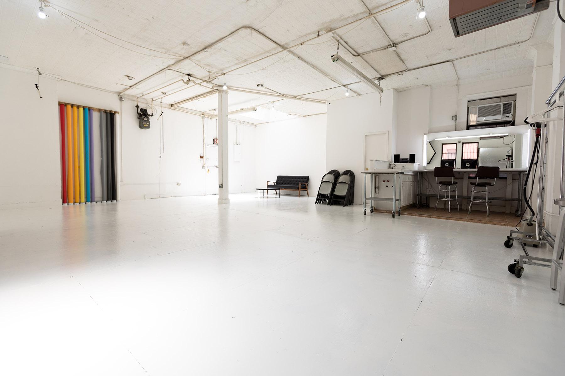 Michael's SoHo Studio