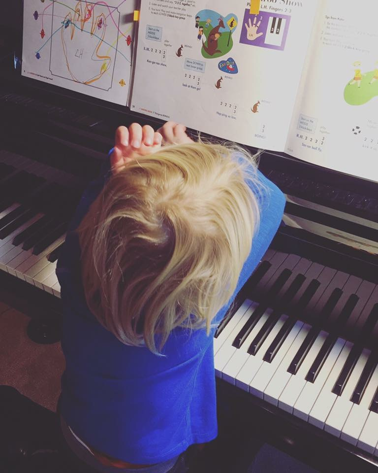 Piano Lessons at Alicia Pyle's Home Studio