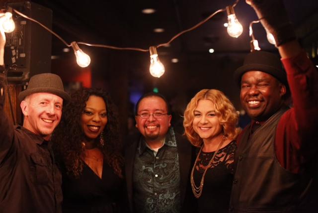 Trinell Armour with the Alicia Pyle Quartet (APQ)