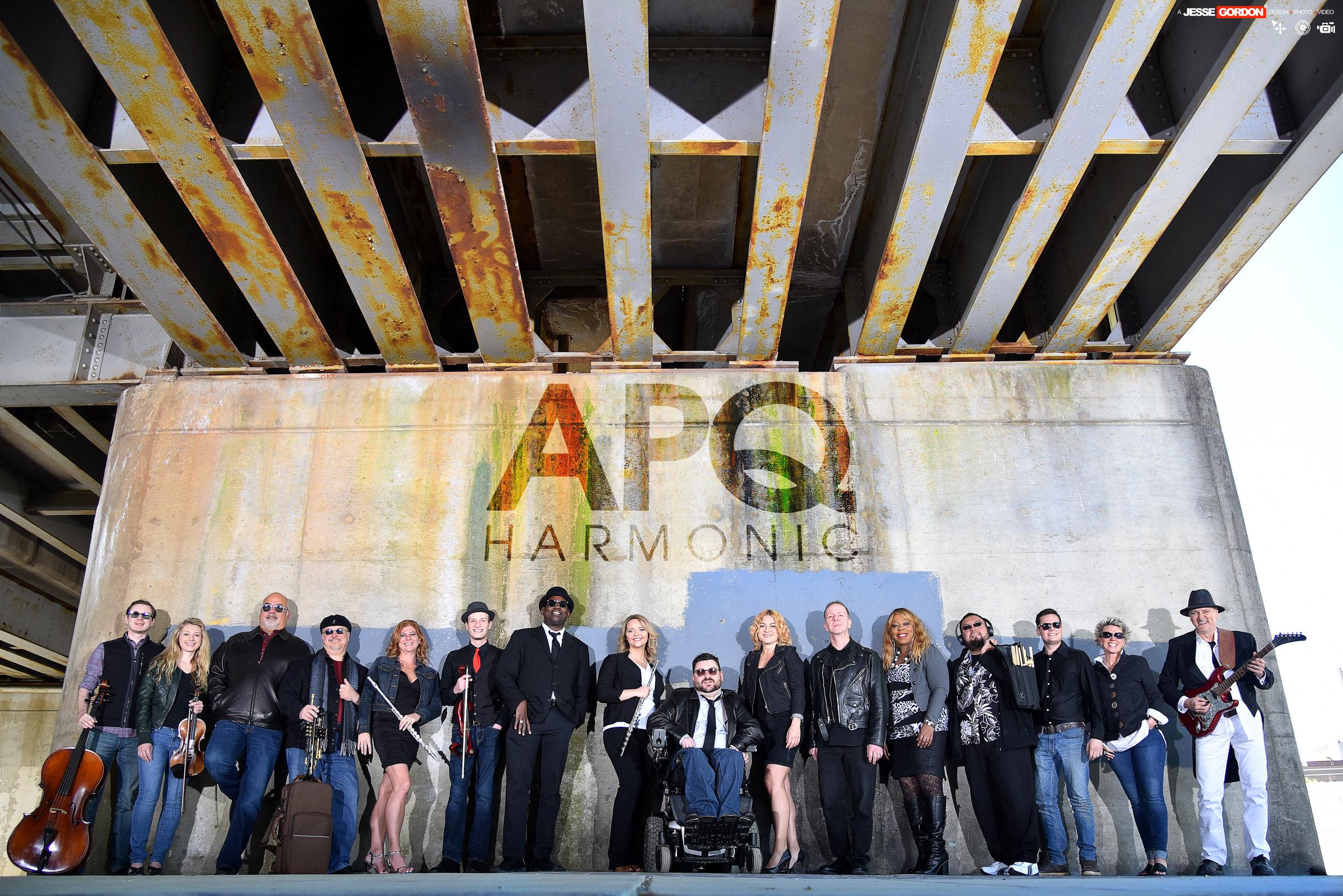 Kevin Showalter fronts APQ-Harmonic
