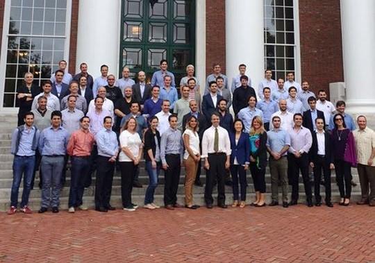 Endeavor Scaling Entrepreneurs program at HBS