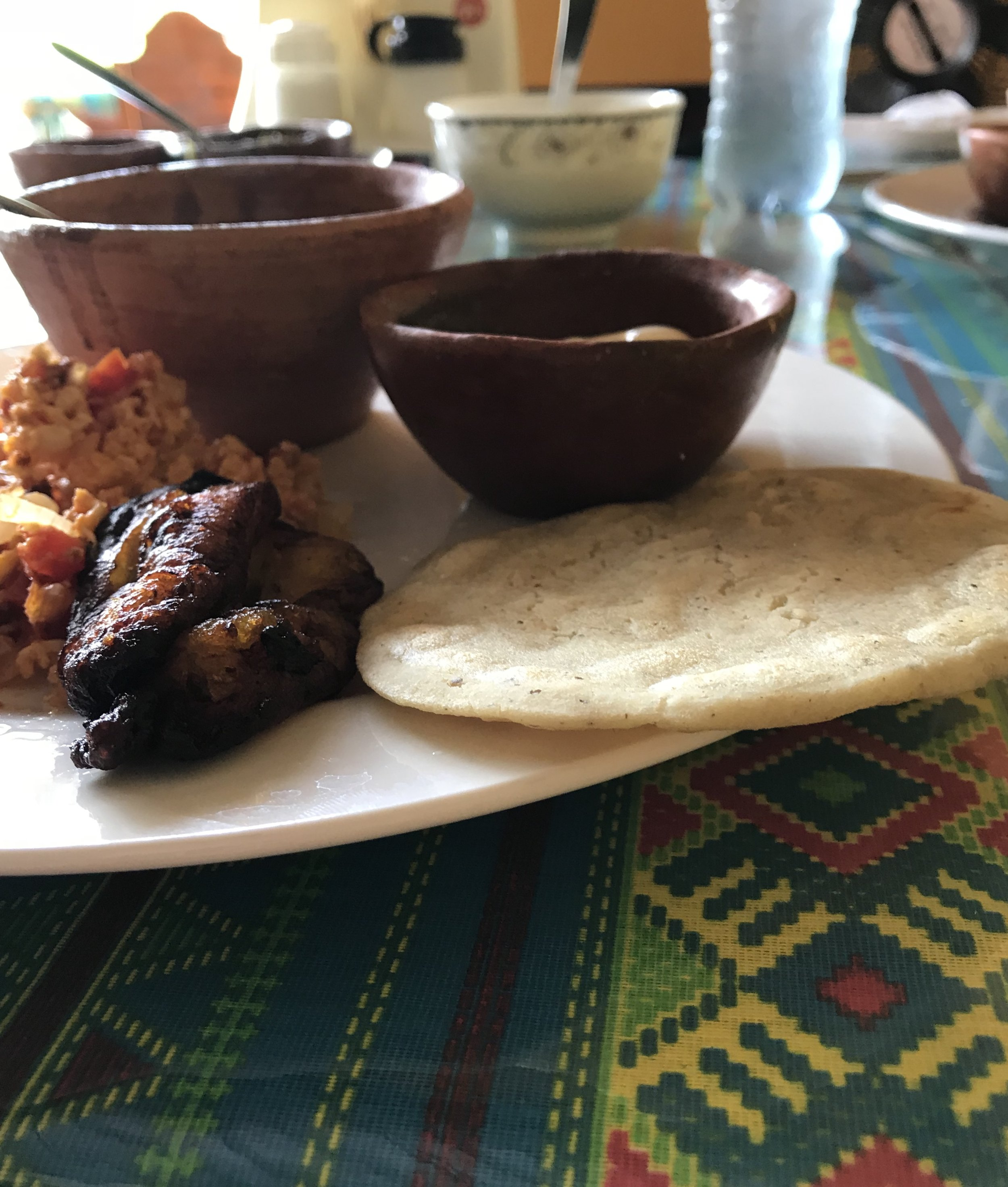 Guatemala may not be known for it's food, but I found it to be absolutely delicious. And super fresh.