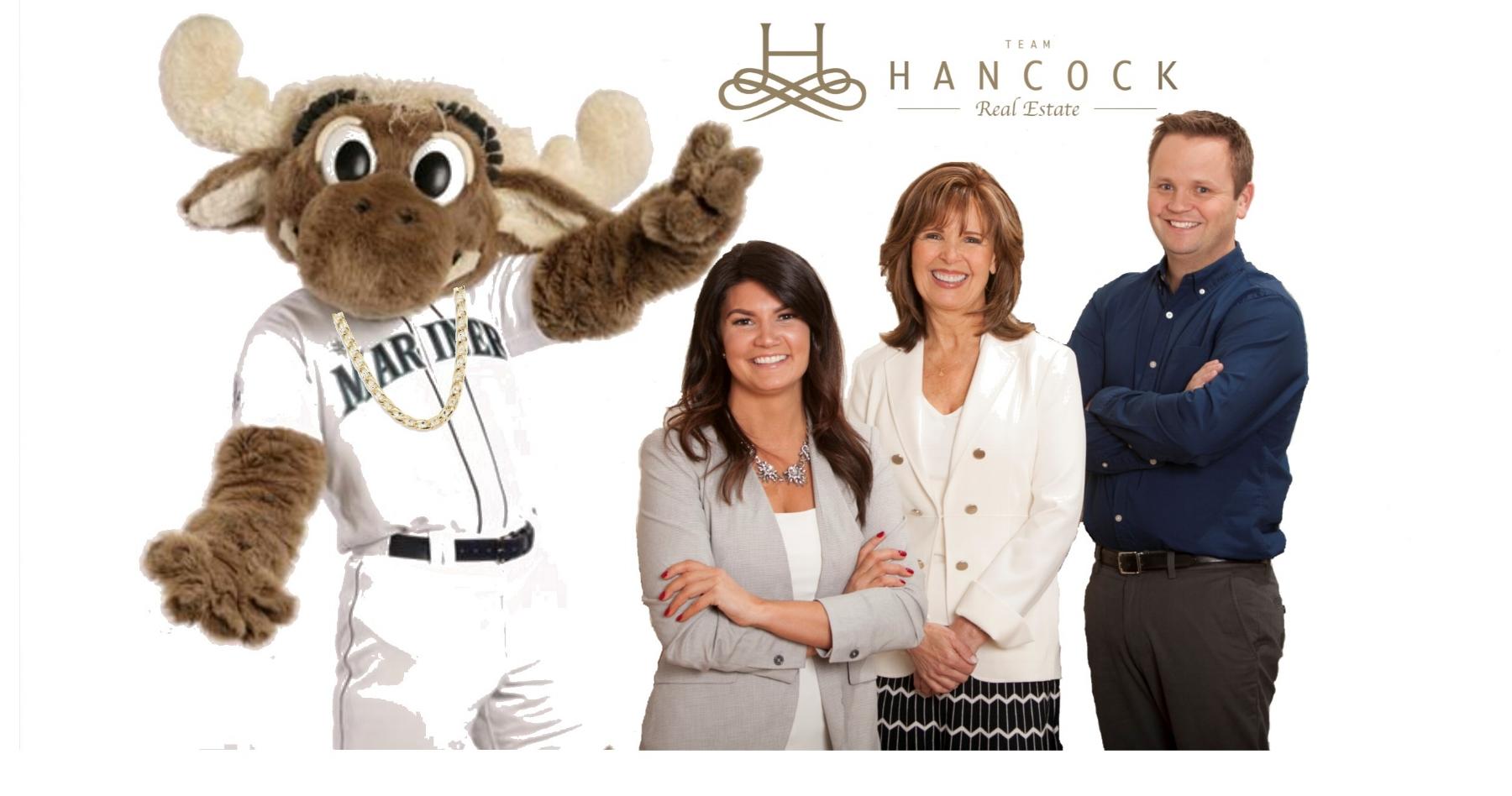 Team Hancock with the Moose.jpg