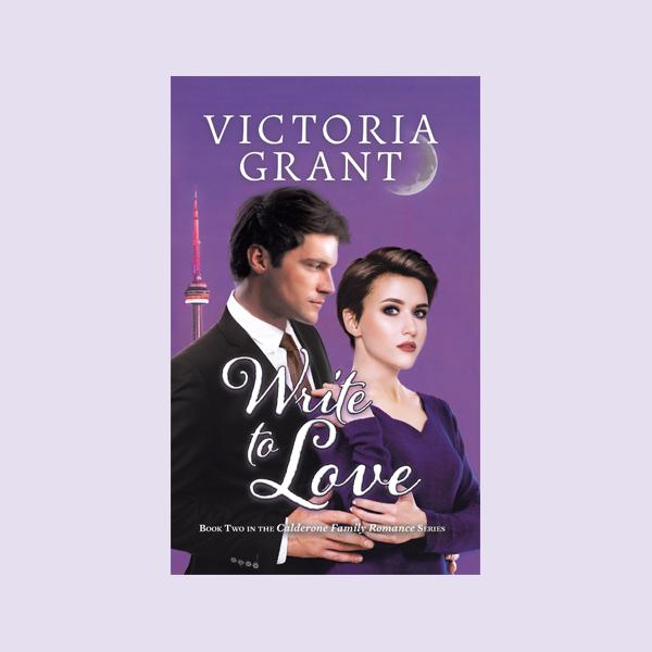Write to Love - Book TwoCalderone Family Romance Series