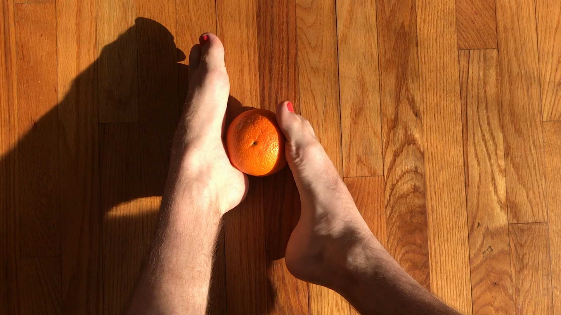 Untitled (Orange) , 2018, Video, 1:31 min