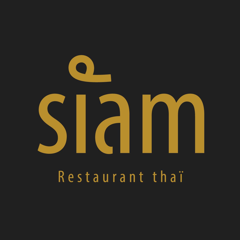 Logo restaurant Siam