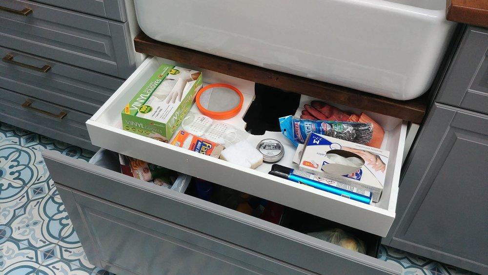 How To Fit A Belfast Sink On An Ikea Kitchen Cabinet — Alice de Araujo