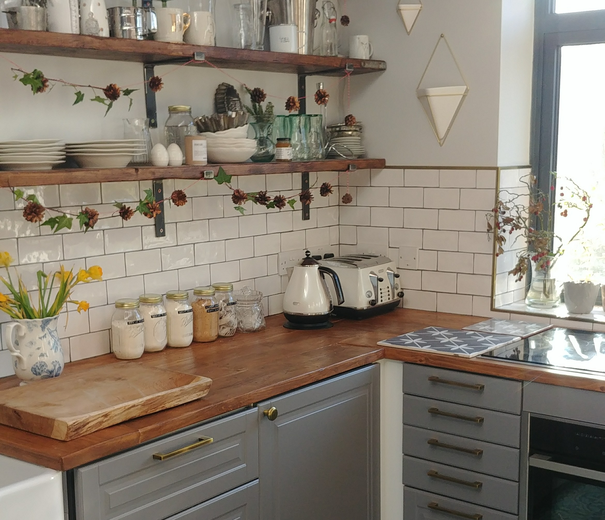 How to Make Kitchen Worktops from Scaffold Boards — Alice de Araujo