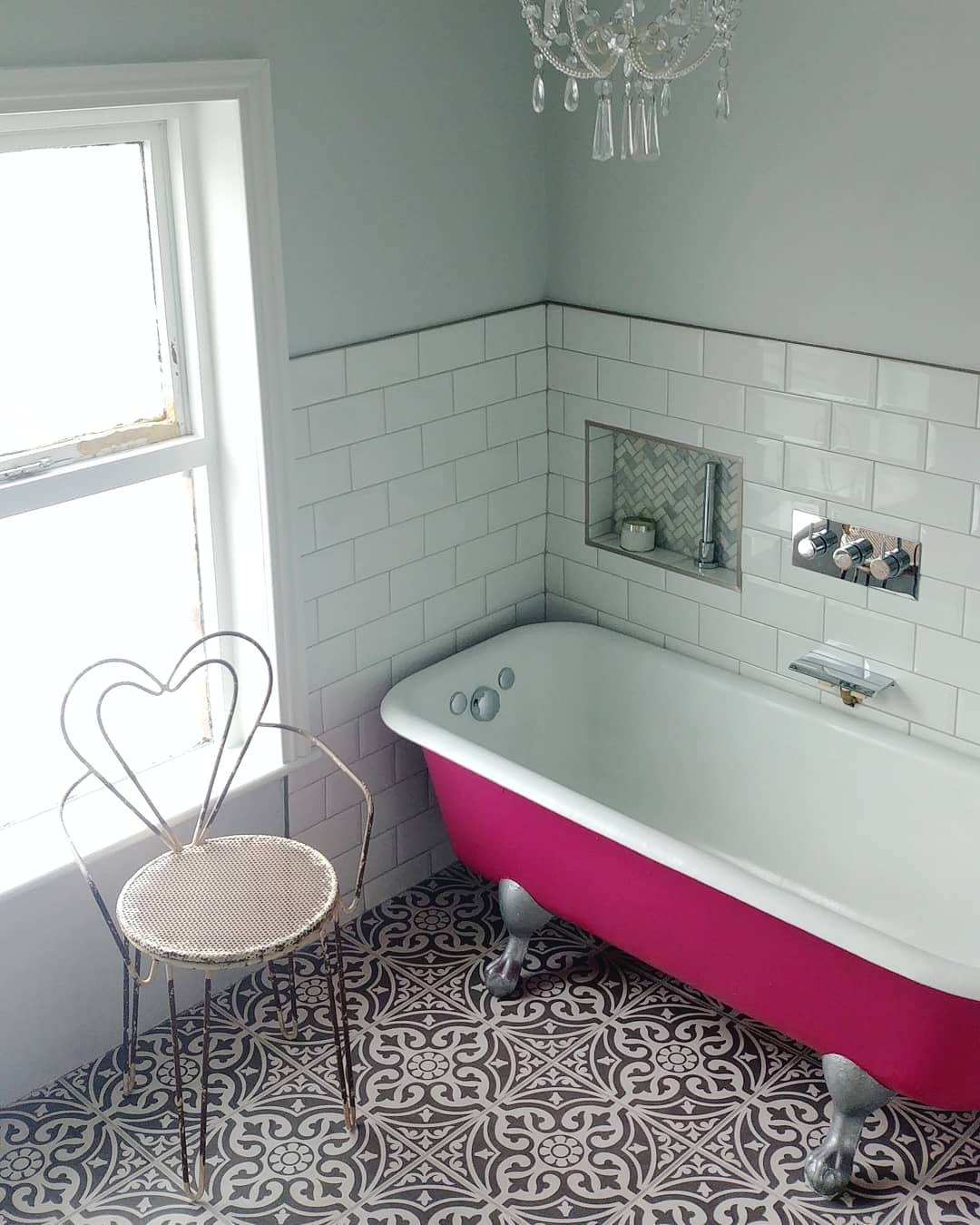 My new favourite room in our house (and the kitchen gives the bathroom a good run for its money!)